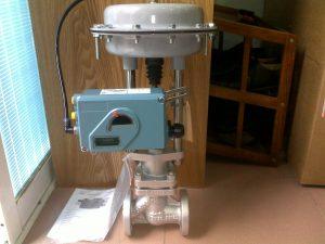 van tuyến tính 4-20mA KFM Control valve