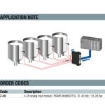 Bộ chuyển đổi tín hiệu 4 kênh analog sang Modbus RTU