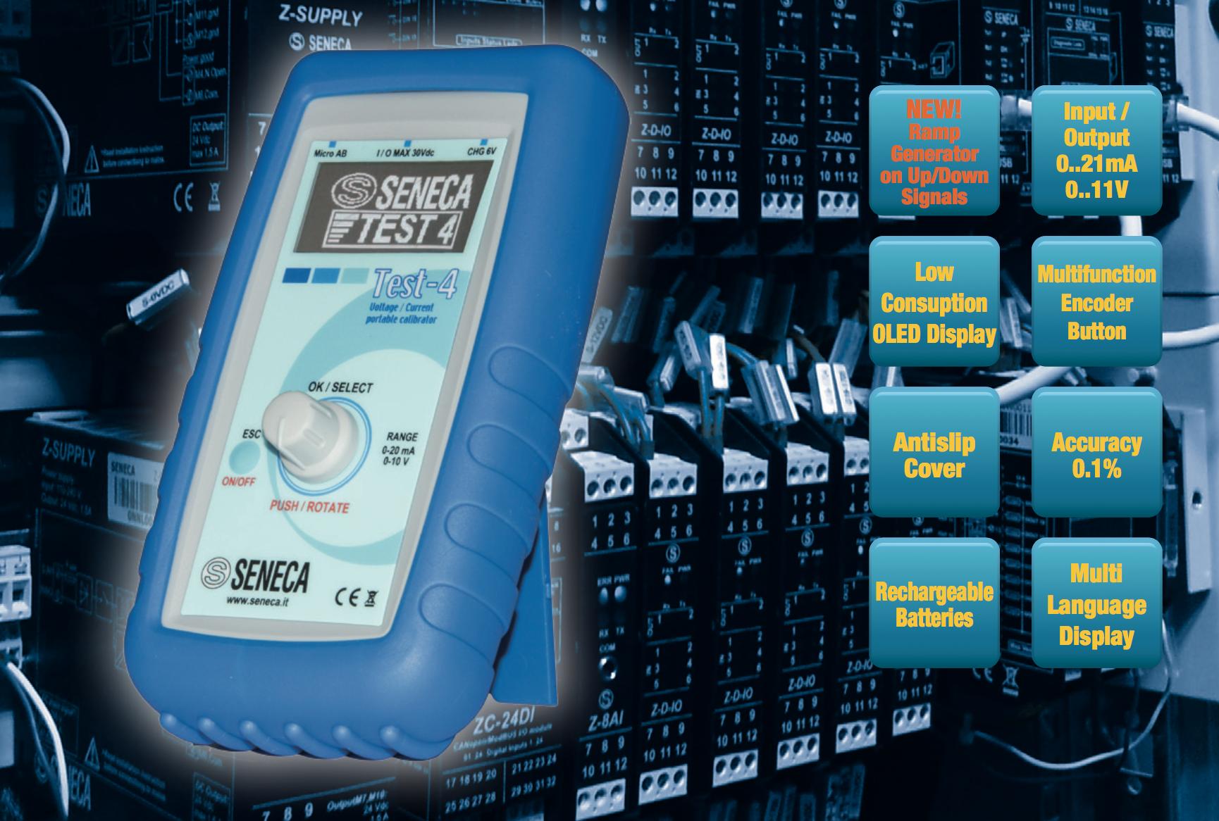 ứng dụng bộ phát nguồn 4-20mA 0-10V