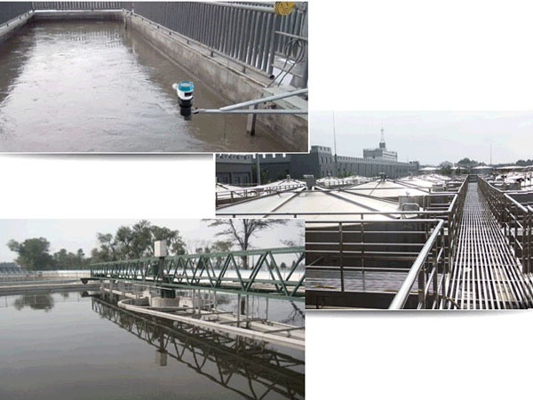 cảm biến đo mức nước thải công nghiệp