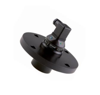 cảm biến siêu âm đo mức nước thải của hãng Dinel