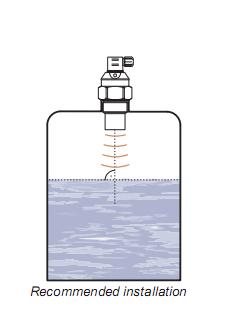 cảm biến báo mức nước siêu âm