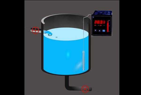 Bộ điều khiển mức nước