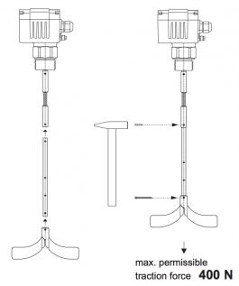 sensor for xi măng DF11
