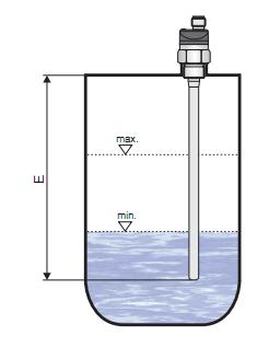 Cảm biến điện dung đo mức ON/OFF CLS-23N