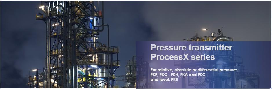Cảm biến áp suất ngành dầu khí