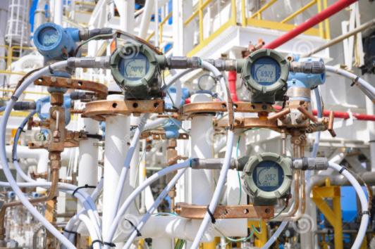 Ứng dụng của cảm biến áp suất ngành dầu khí