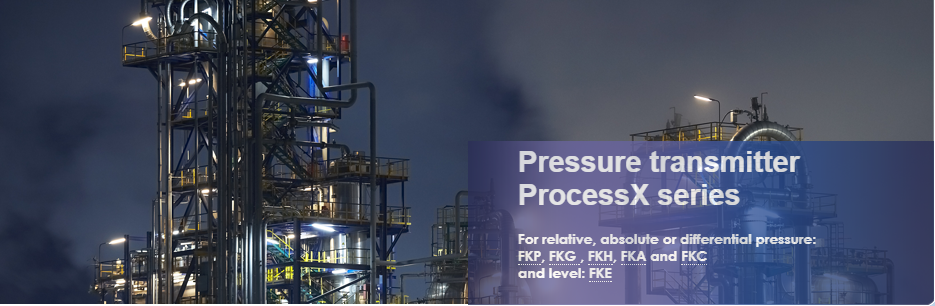 Cảm biến đo áp suất khí gas