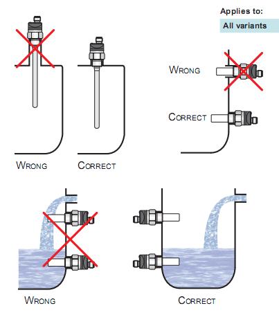 Report to cạn nước CLS-23N