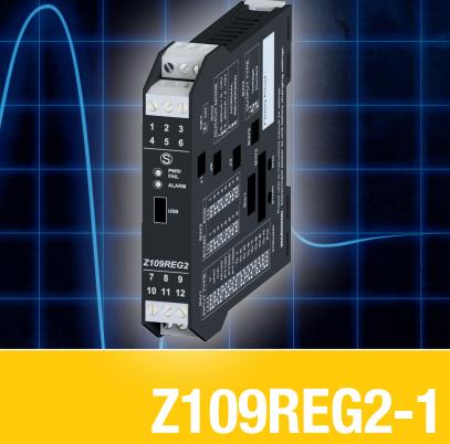 Bộ chuyển đổi 4-20mA thành 0-10V Z109REG2-1