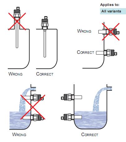 Công tắc báo đầy mức nước Dinel