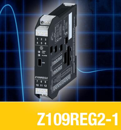 Bộ cách ly tín hiệu analog 4-20mA Z109REG2-1