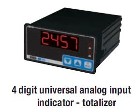 Bộ hiển thị nhiệt độ PT100 S311A