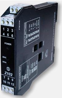 Bộ chuyển đổi biến trở sang 4-20mA 0-10V Z102