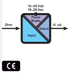 Bộ chuyển đổi biến trở sang 4-20mA 0-10V