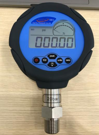 ADT681 electric pressure clock