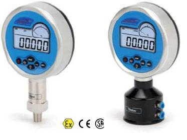 Electric pressure clock