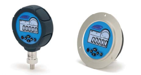 EU electronic pressure clock