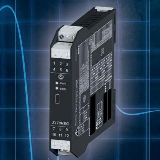 Bộ chia tín hiệu 0-10V Seneca Z170REG-1 G7