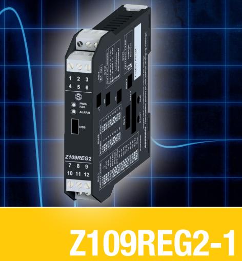 Bộ chuyển đổi điện trở sang 0-10V 4-20mA Z109REG2-1