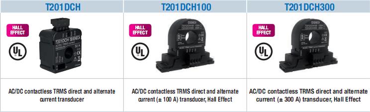 Dòng CT 300A ra 4-20mA T201DCH300
