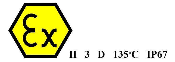Đọc nhãn của tiêu chuẩn chống cháy nổ trong công nghiệp
