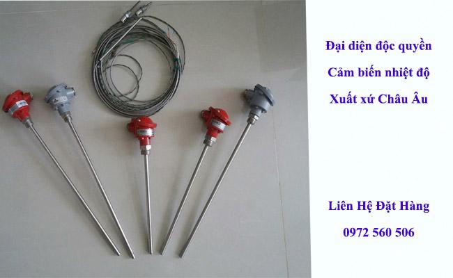 cặp nhiệt điện RTD cặp nhiệt điện loại K