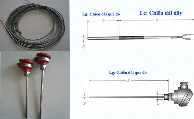 Các loại cảm biến nhiệt độ dùng trong công nghiệp
