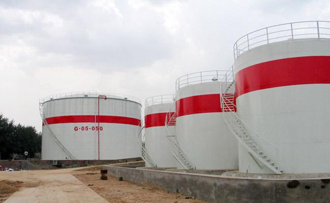 Các bể chứa nước thải, dầu, axit; hóa chất