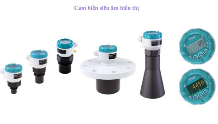 phao đo mức nước siêu âm