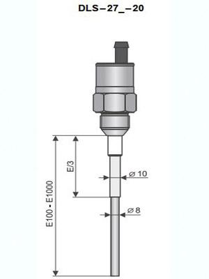 Cảm biến đo mức nước DLS-27n-20