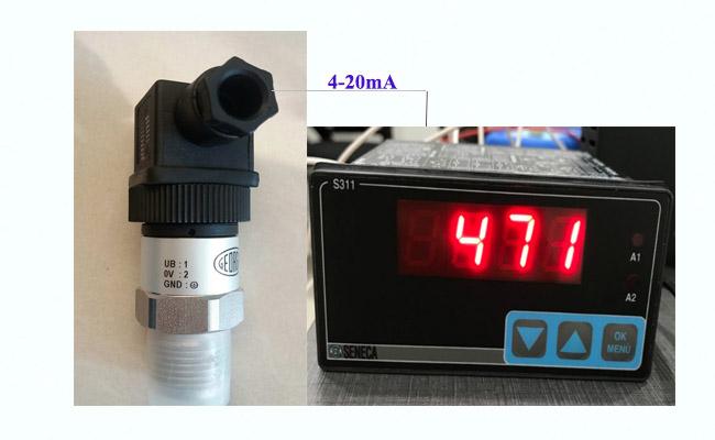 Thiết bị đo áp suất SR13002A00