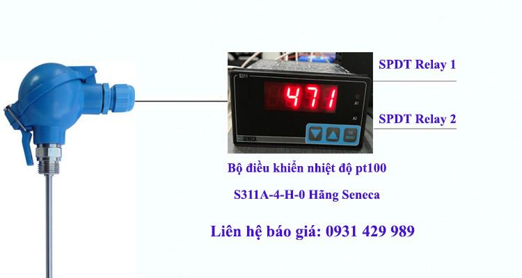 Bộ điều khiển nhiệt độ s311a-4-h-0 seneca