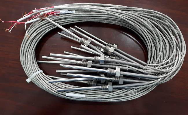 Cảm biến nhiệt pt100 Termotech LR1P3B6100GBA20