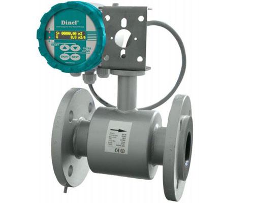 đồng hồ đo lưu lượng dòng chảy có hiển thị