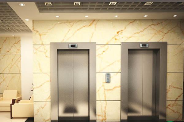công tắc hành trình lắp đặt trong thang máy