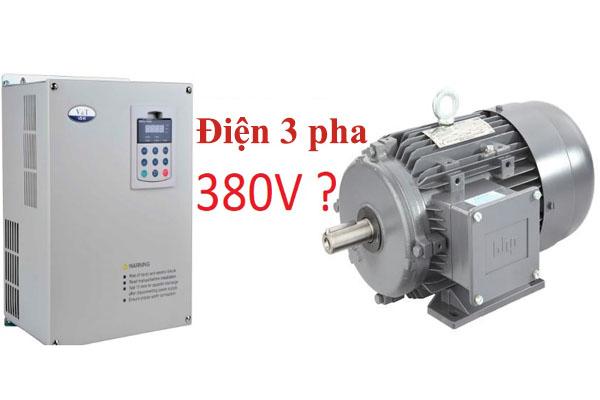 điện 3 pha 380v là gì