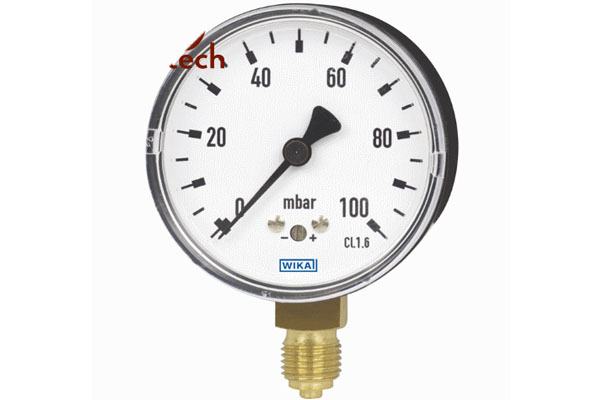 đơn vị đo áp suất mbar