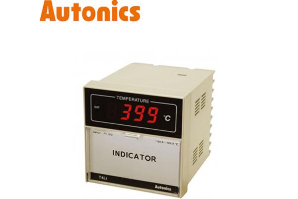 đồng hồ đo nhiệt đô điện tử hãng autonics