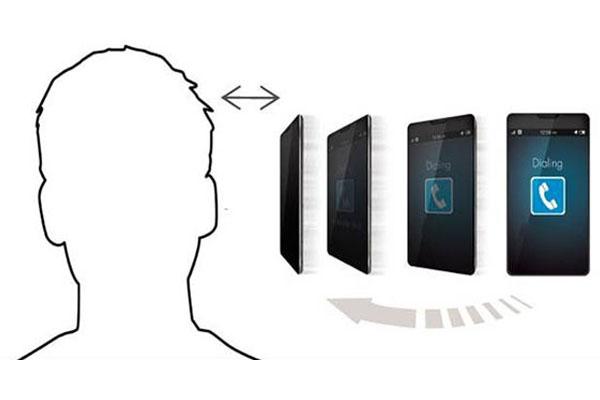 tắt cảm biến tiệm cận android