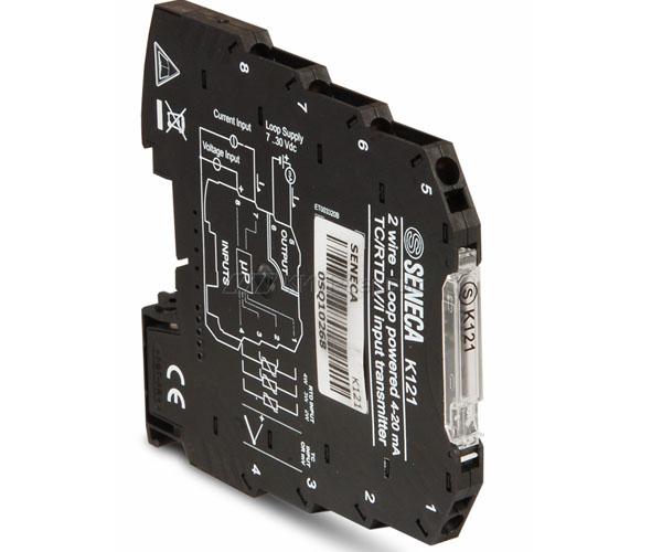bộ chuyển đổi tín hiệu 0-60mv sang 4-20ma k121 seneca