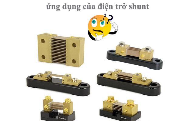 điện trở shunt để làm gì