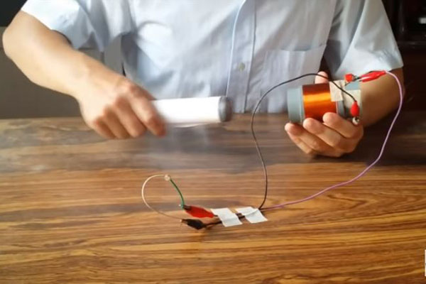cách kiểm tra suất điện động cảm ứng