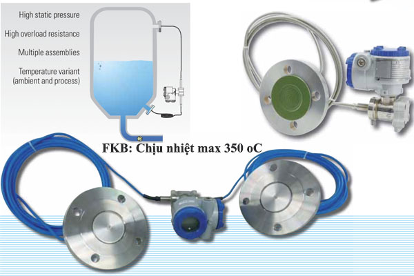 cảm biến đo mức chất lỏng chịu nhiệt độ cao