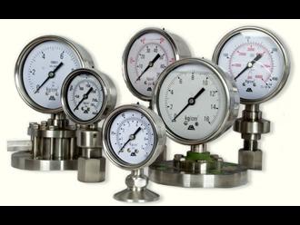 Đồng hồ đo áp suất | Đồng hồ đo nhiệt độ