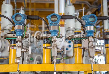 Cảm biến đo áp suất khí gas FKP