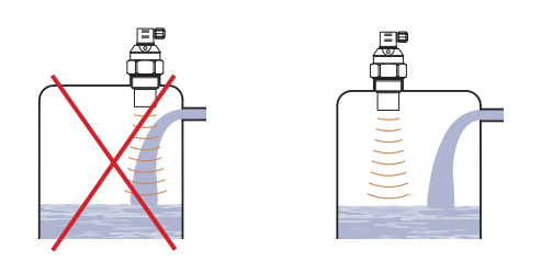 Báo đầy báo cạn mức nước bằng cảm biến siêu âm