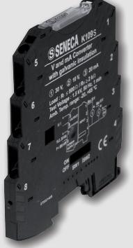 Bộ cách ly analog 4-20mA giá rẻ K109S Seneca