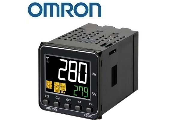 đồng hồ điều khiển nhiệt độ omron