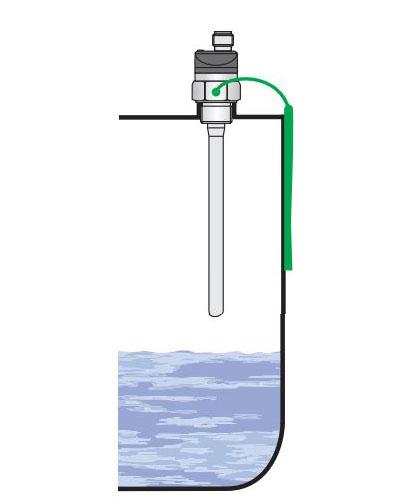cảm biến báo cạn mức chất lỏng